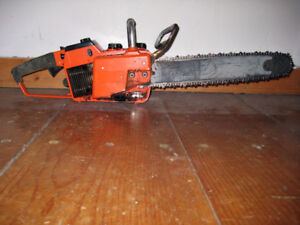 Echo 302 Chainsaw for Parts or Repair