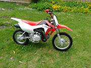 Crf110 2015 Officer Cardinia Area Preview