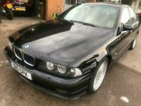 2000 BMW Alpina B10 V8 5 SERIES BLACK BECOMING VERY RARE AND COLLECTABLE
