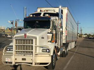 **JUST REDUCED**KENWORTH T800 2000