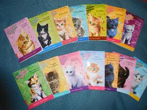 Livres pour enfants Les chatons magiques