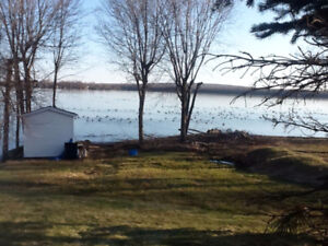 Unique Waterfront Home in Rigaud