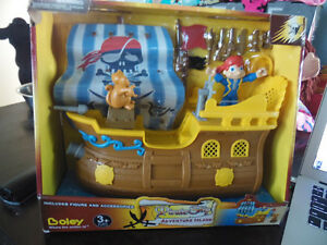 brand new pirate ship
