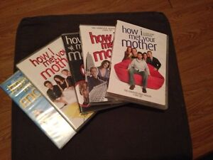 How I met your mother saison 1 à 5 DVD