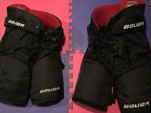 Bauer X80 hockey pants