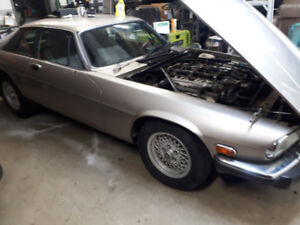 1989 jaguar xjs v12 parts car