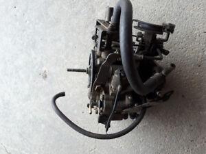 Samurai carburetor for rebuilt
