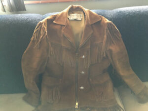 Vintage Schott Bros.leather jacket
