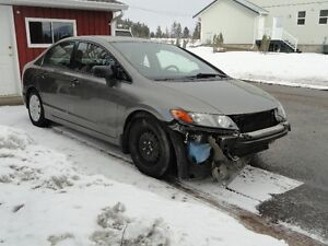 2007 Honda Civic for parts