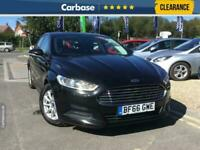 2016 Ford Mondeo 1.5 TDCi ECOnetic Style 5dr HATCHBACK Diesel Manual