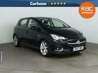 2017 Vauxhall Corsa 1.4 SRi Vx-line 5dr HATCHBACK Petrol Manual