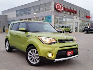 2017 Kia Soul EX | HEATED SEATS | BACKUP CAM | BT/AUX/USB