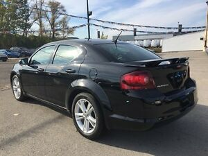 2014 DODGE AVENGER SXT * POWER GROUP * PREMIUM CLOTH SEATING London Ontario image 4