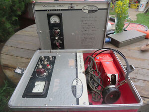 vintage fisher m-scope electric witch