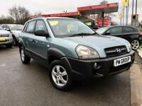 2008 Hyundai Tucson GSI 2.0CRTD (4WD) **Excellent Value - Great Example**