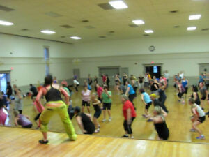 Monday Evening ZUMBA in St. Catharines