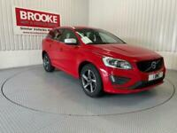2015 Volvo XC60 2.4 D5 R-Design Lux Nav Geartronic AWD 5dr SUV Diesel Automatic