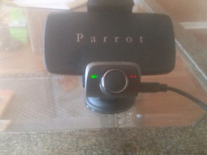 Parrot GPS system