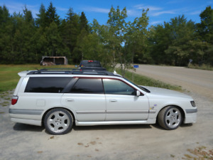 1997 Nissan Stagea LOW Kms AWD