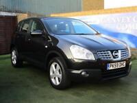 2009 Nissan Qashqai 2.0 dCi Acenta 2WD 5dr