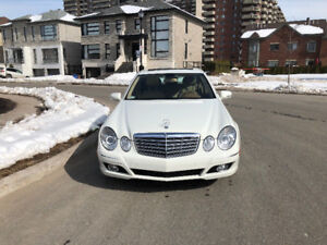 2008 Mercedes-Benz E-Class 300, 77417 km- PERFECT CONDITION
