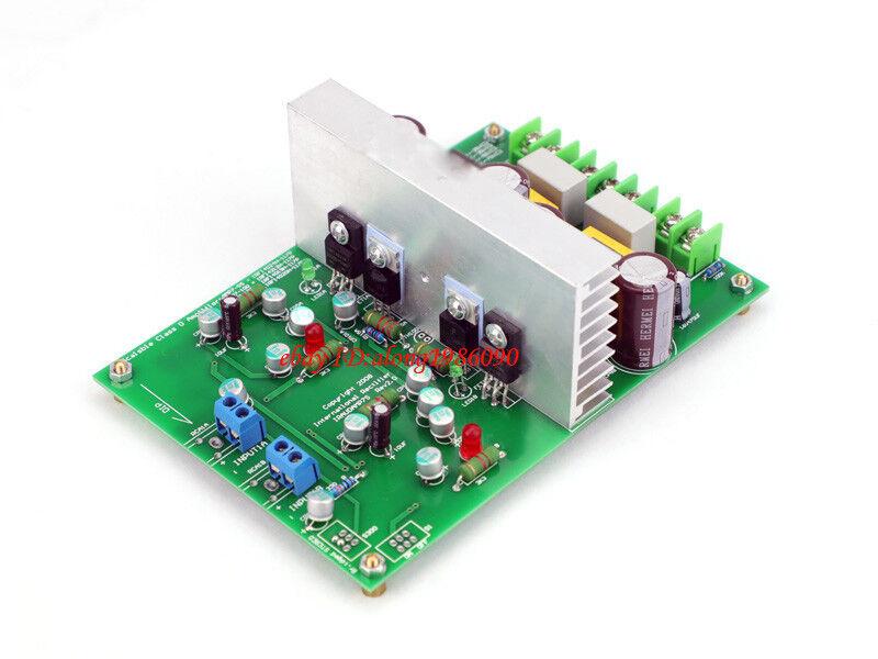 --L10-33 Hi-end L20DX2 IRS2092 Top Class D amplifier board IRAUDAMP7S 250W*2