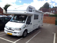 Autocruise Wentworth, 2004, Only 34180 Miles, Sleeps 4-5, £19,995.00