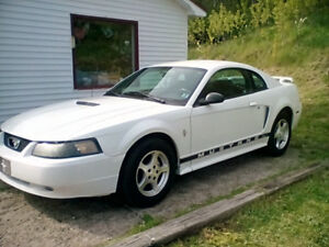 For sale a 2003 Ford Mustang