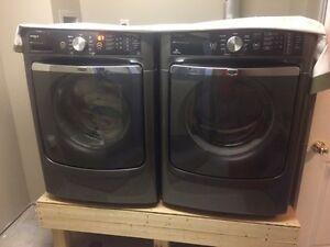 MAYTAG maxima XL washer and Gas dryer