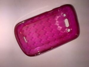 Blackberry Pink phone cover protector
