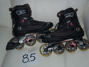 Patins a roues alignés rollerblade comme neuf K2 Andra