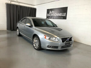 2012 Volvo S80 T6 AWD Inscription Edition / Navigation