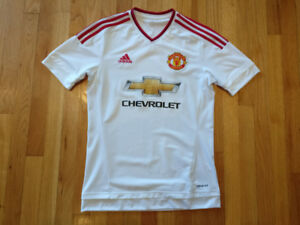 Selling Manchester United soccer jersey!