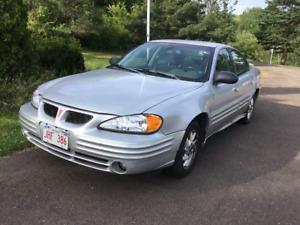 2002 Pontiac Grand Am. Drive it away today!