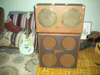 Joe Perry owned Gibson amp and cabinet