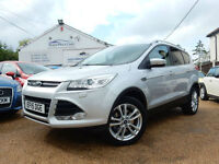 2015 15 Ford Kuga 2.0 TDCi Titanium X Powershift 4x4 5dr - rac dealer