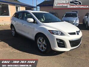 2010 Mazda CX-7 GT TURBO AWD ONE OWNER!!  NAV/LEATHER/SUNROOF!!