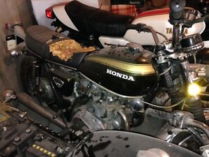 HONDA CB450 SUPERSPORT 1971 RARE