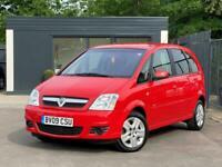 2009 Vauxhall Meriva ACTIVE Petrol Manual