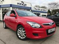 2010 Hyundai I30 COMFORT Manual Hatchback