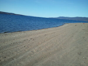 Waterfront Land in South Brook Point, Pasadena. Reduced again!!