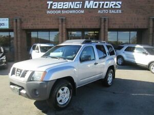 2006 Nissan Xterra 4WD | NO ACCIDENTS | BLUETOOTH | CRUISE CONTR
