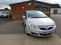 2007 Vauxhall/Opel Corsa 1.2i PETROL 16v ( a/c ) Club BLACK FRIDAY SAVE 350£