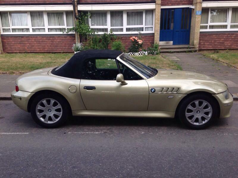 Bmw Z3 Mot Tax Leather In North London London Gumtree