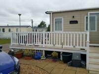 ABI Beaumont 2018 static caravan at Chichester Lakeside, West Sussex