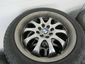 MINI COOPER WINTER TIRE PACKAGE ON AFTER MARKET(RUN FLAT)
