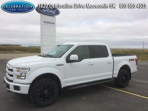 2015 Ford F-150 Lariat  One Owner