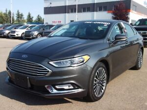 2017 Ford Fusion SE AWD CERTIFIED PRE OWNED
