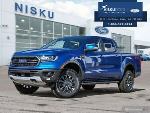 2019 Ford Ranger Lariat  - Leather Seats - Runing Boards