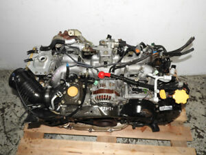 JDM Subaru WRX 2002-2005 Motor 2.0L EJ20 Installation Disponible